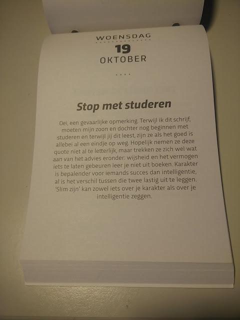 Stop Met Studeren